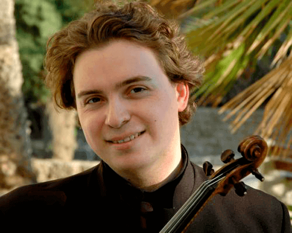 Сергей Островский - скрипка, Швейцария