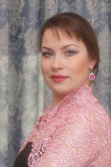 Светлана Ползикова - сопрано