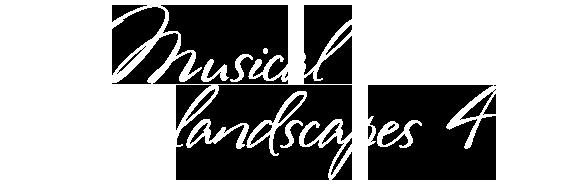 Музыкальные пейзажи